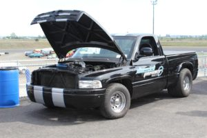 New Diesel Drag Truck to Race at Spokane Raceway Park