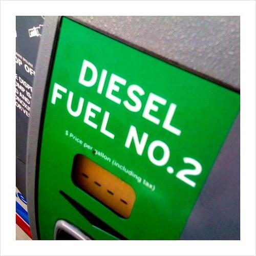 diesel fuel economy