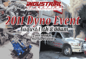Diesel Power Products at Dyno Day