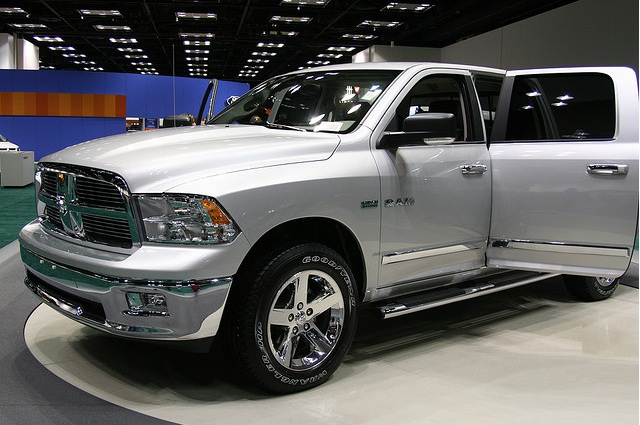 Upgrades to 2013 Dodge Ram Pickup