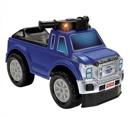 Fisher-Price Ford F-250 Super Duty for Kids