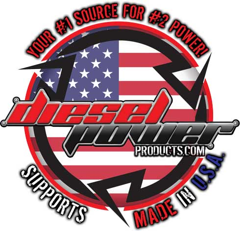 Diesel Power Products is Proud to Support Made In The USA Parts and Manufacturers