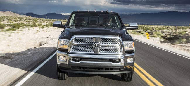 2013 Ram 3500 – The Front End Fix We've All Been Waiting For From Ram?