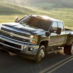 2015 Chevrolet Silverado HD and GMC Sierra HD Preview
