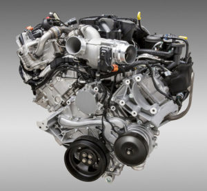 2015-Ford-F-Series-Super-Duty-diesel-engine