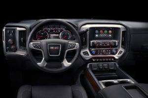 2015-GMC-Sierra-3500HD-dash