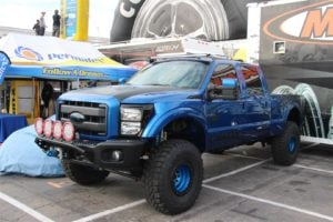 Power Products invited to Maxxis booth for 2013 SEMA Show