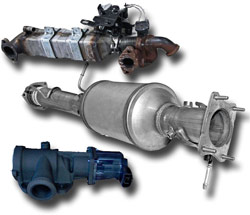 OEM Diesel Emissions Components Added to DPP