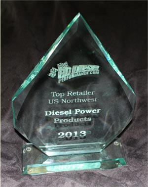 DPP Named Top BD Dealer for Northwest Region
