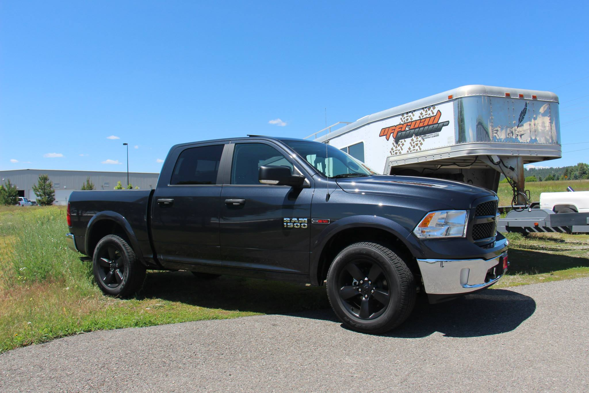 Dodge 1500 Ecodiesel >> Adding a Ram 1500 EcoDiesel to the DPP Stable