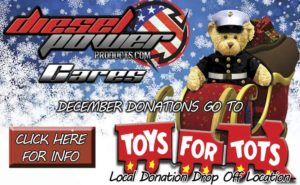 'Tis the Season for Giving - DPP Toys for Tots 2014 Drive