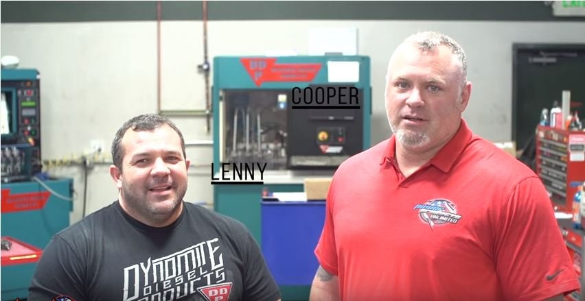 DDP Injector Sale Interview
