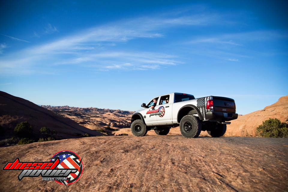 Diesel Power Products at Easter Jeep Safari 2016