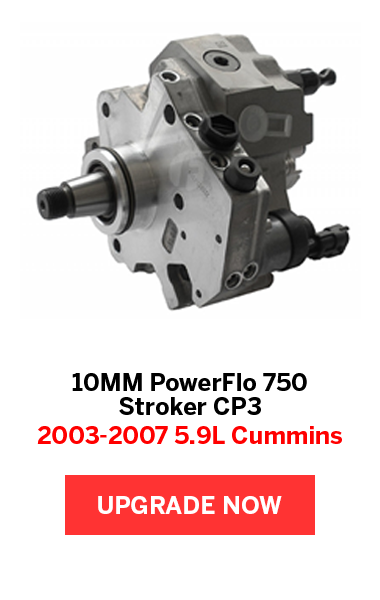 2003-2007 Fleece Performance 10mm PowerFlo 750 Stroker CP3 5.9L Cummins