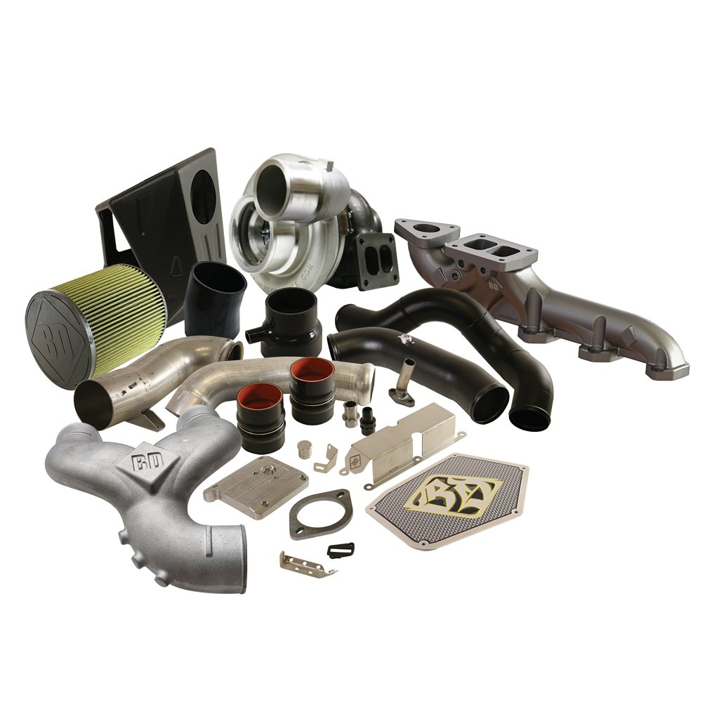 BD Scorpion Kit 6.7L Powerstroke