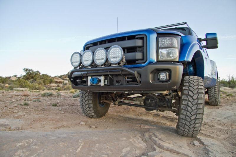 Ford Super Duty Raptor