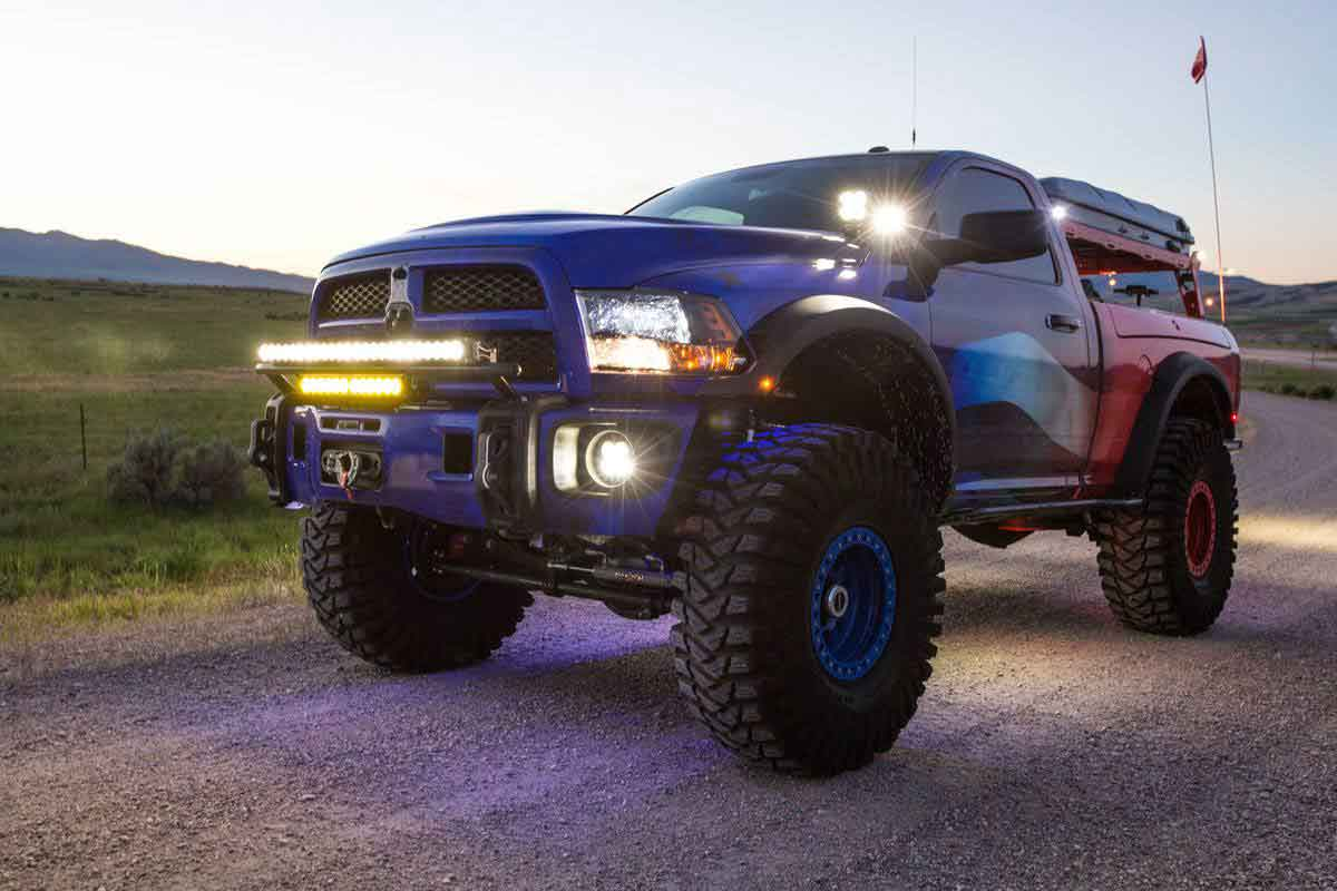 Baja Designs Offroad LED Lights