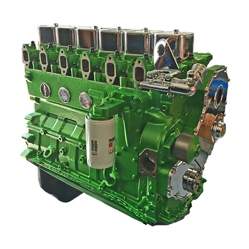 Many argue the 12 valve is the best engine due to its simplicity and still stands as the main reason for its popularity in swapping into different applications.