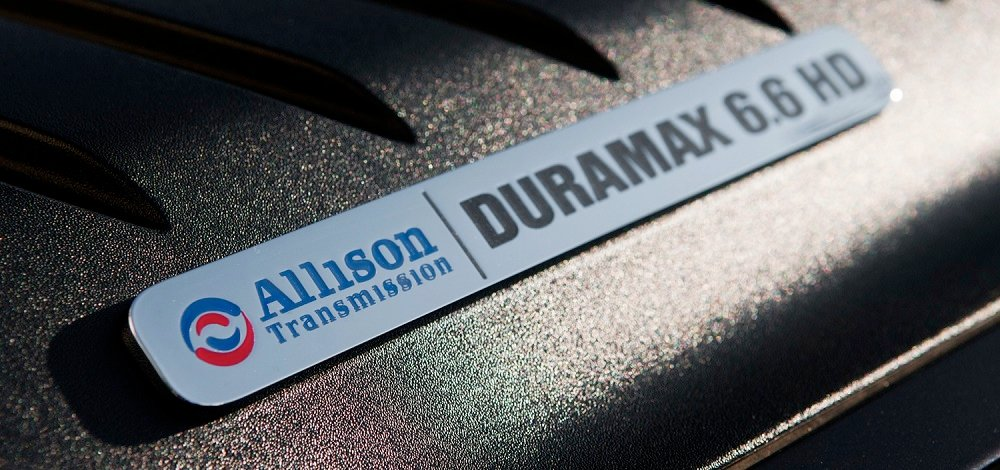 Allison Transmission Duramax Main