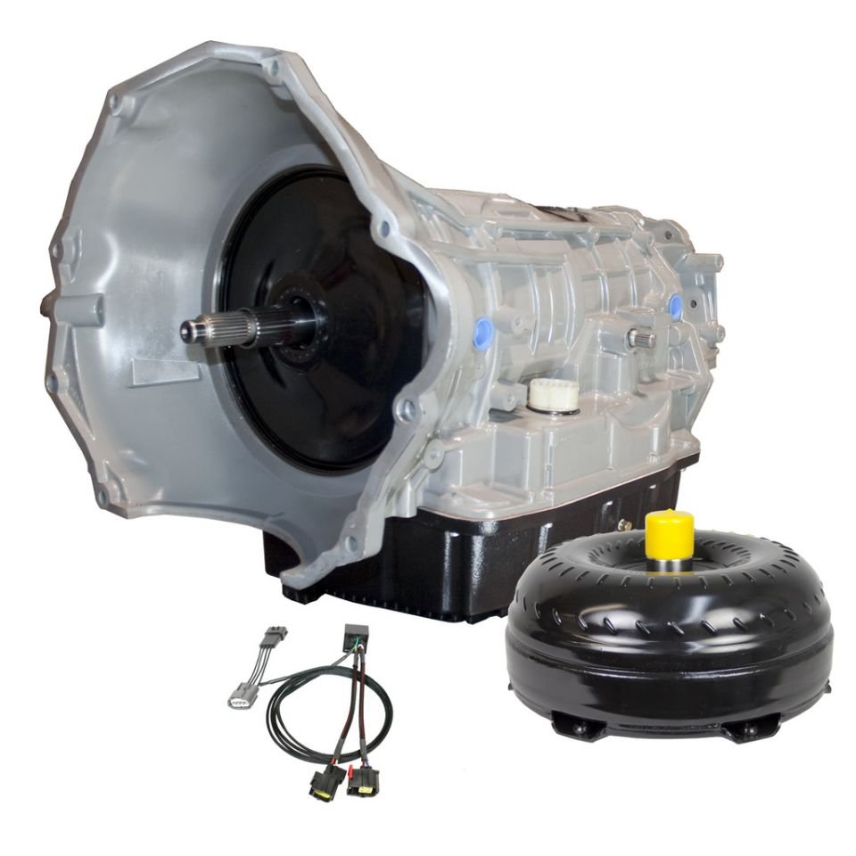 BD Power 68RFE Performance Transmission 07 5-18 6 7L Dodge Cummins