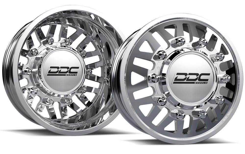 Dodge Ram Rims >> Ddc Wheels Aftermath 20 X 8 25 Wheel Set 94 12 Dodge Ram 3500 Dually