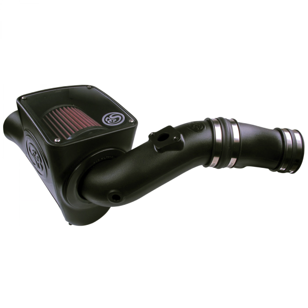 S B Cold Air Intake 03 07 6 0l Ford Powerstroke 75 5070