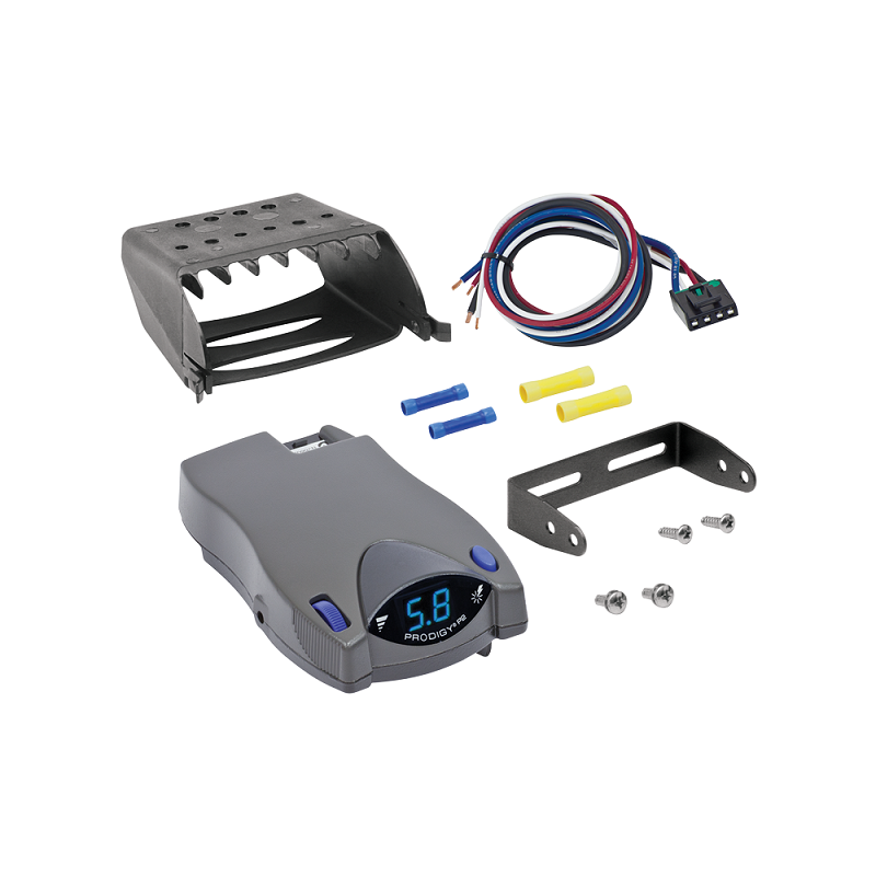 Tekonsha Prodigy P2 Brake Control for GM Vehicles 2003 and up