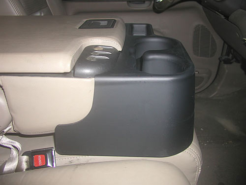 Auto Meter Cell Phone Cup Holder 99 01 7 3l Ford Superduty