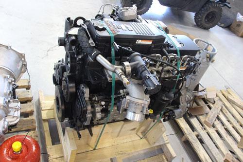NEW COMPLETE 6 7L Cummins Engine Long Block