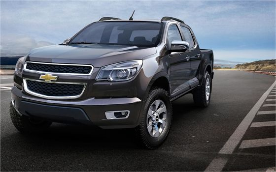 New Chevy Colorado Coming to the U.S.