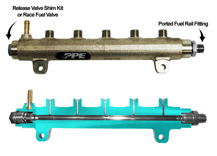 Duramax in addition Aecb likewise S L as well Bfe as well Coolant Flow. on 05 duramax fuel rail diagram