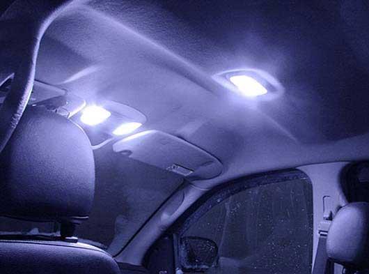 Recon Led Interior Dome Light 2003 09 Dodge Ram