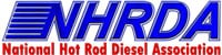 NHRDA National Hot Rod Diesel Association Member