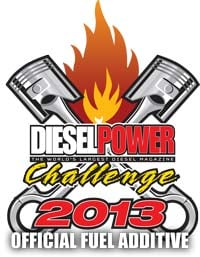 F-Bomb - Official Fuel Additive for 2013 Diesel Power Challenge