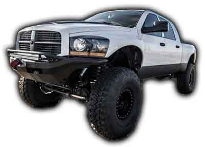 2014 Dodge Ram 2500 Diesel Accessories