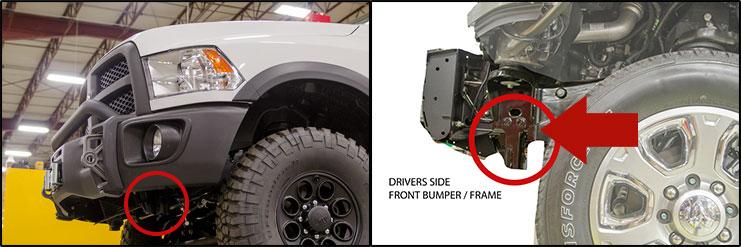 Aev Premium Front Bumper 10  3500