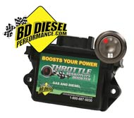 BD Throttle Boosters