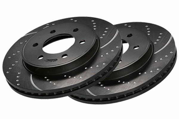 Brake Rotor Material : Ebc brakes