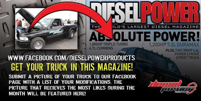 get your truck in diesel power magazine 8 lug magazine diesel power