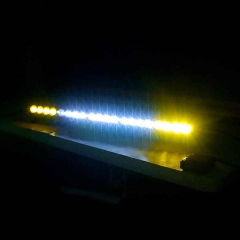 Baja designs onx 30 4 cell dual control ir led light bar aloadofball Images