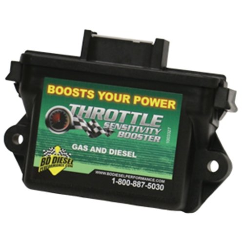 BD Throttle Sensitivity Booster 08-19 6 6L GM Duramax