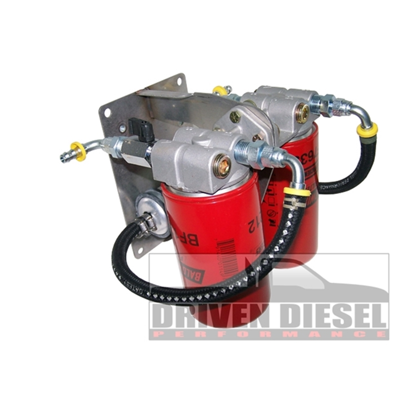 Driven sel Complete OBS Fuel System 94-97 7.3L Ford Powerstroke on
