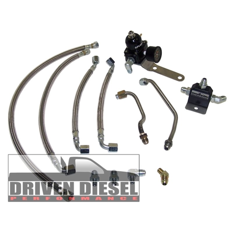 Driven sel Complete OBS Fuel System 94-97 7.3L Ford Powerstroke on 7.3 fuel bowl adapter, 7.3 fuel bowl rebuild kit, 7.3 fuel bowl diagram, 7.3 fuel bowl sensor,