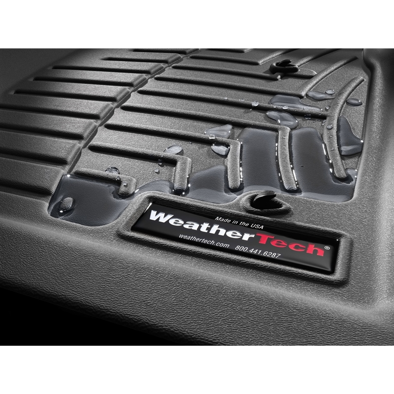 WeatherTech DigitalFit Front Floor Liner 01-07 Chevy Silverado | GMC Sierra  Regular Cab