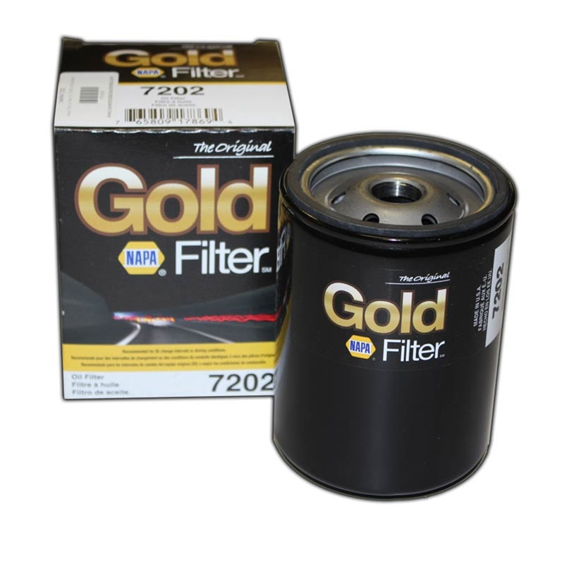 NAPA Gold Replacement Oil Filter 01-15 6 6L Duramax