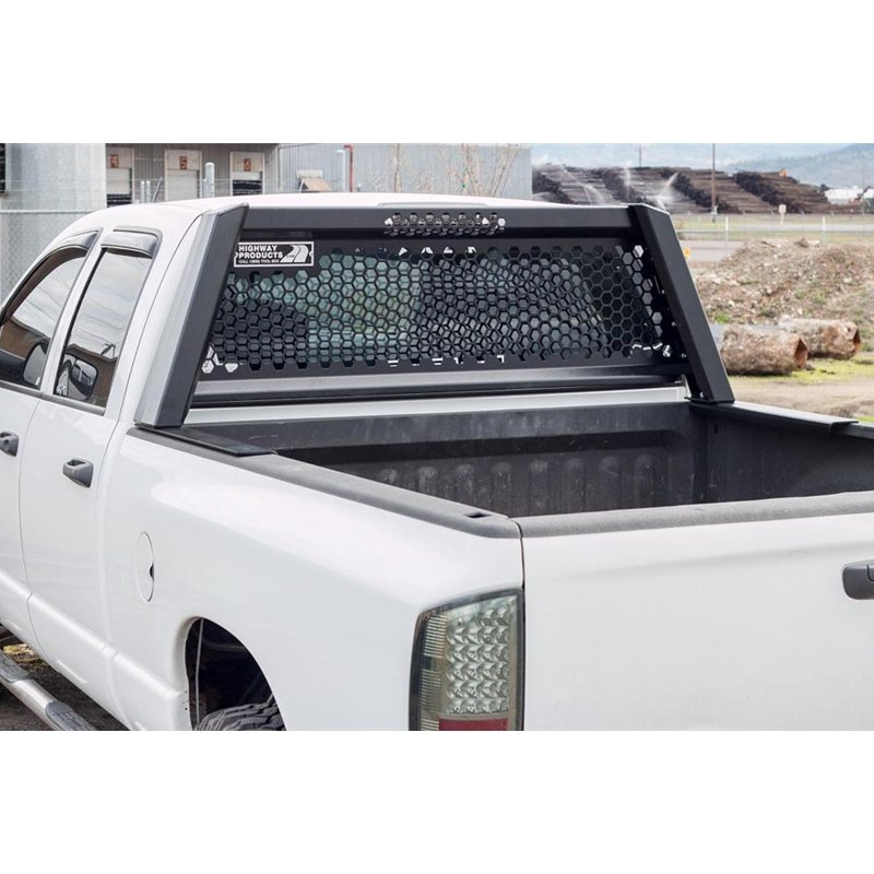 F250 Headache Rack >> Highway Products Heavy Duty T Hex Aluminum Headache Rack