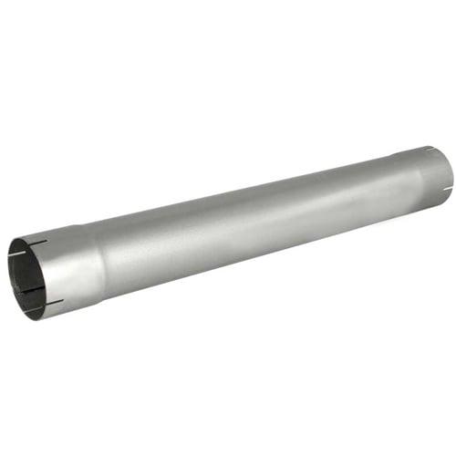MBRP MDA36 36 Aluminized Muffler Delete Pipe