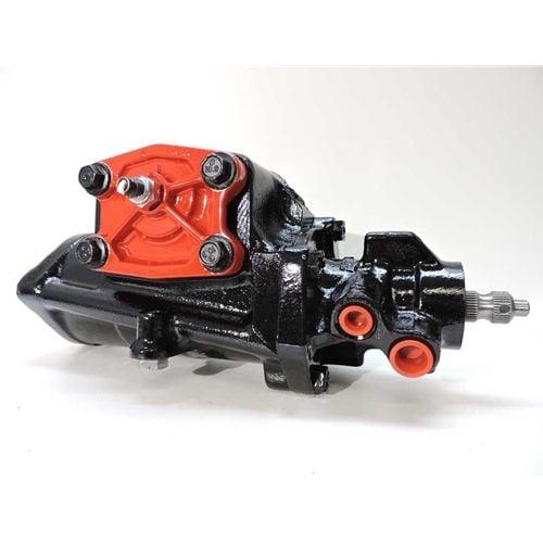 Red Head Steering Gear Box 99 04 Ford 36 Spline Sector