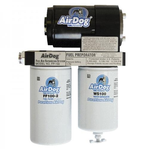 Pureflow Airdog A4SPBD004 150 GPH Air Fuel Separation System 98.5-04.5 on