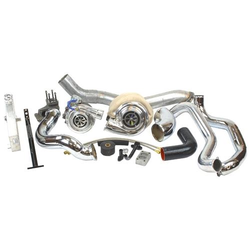 Industrial Injection 425402 Towing Compound Turbo Kit 07 5-10 6 6L GM  Duramax LMM
